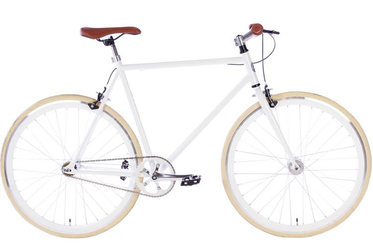 Spirit Fixed Gear Bike Wit