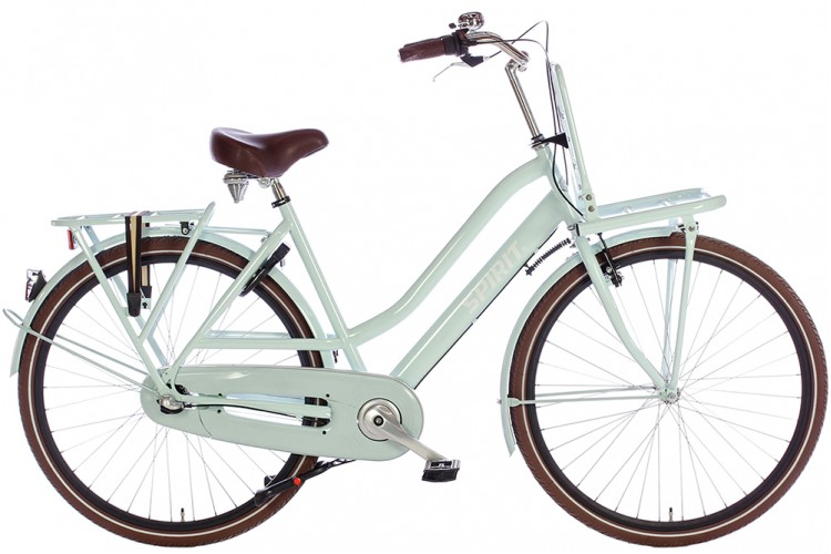 Spirit Royal N3 Groen Transportfiets