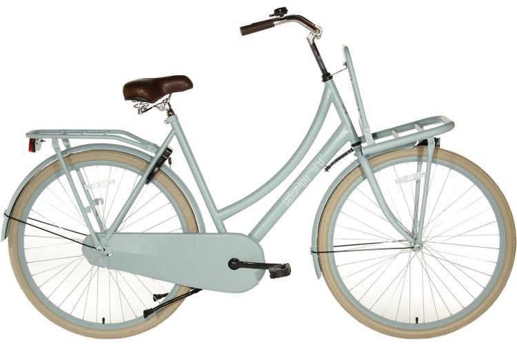 Spirit Dames Transportfiets Mint-Groen