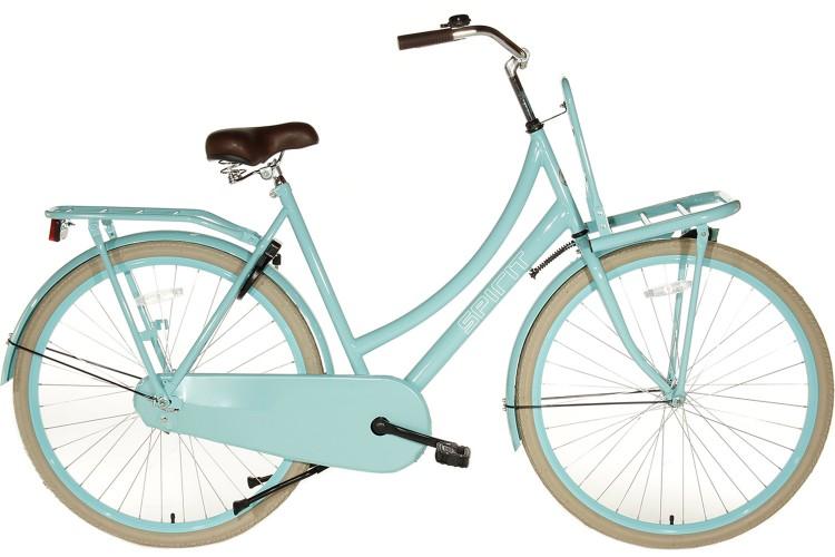 Spirit Dames Transportfiets Turquoise