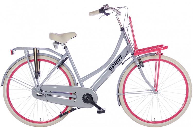 Spirit Transporter N3 Grijs-Roze