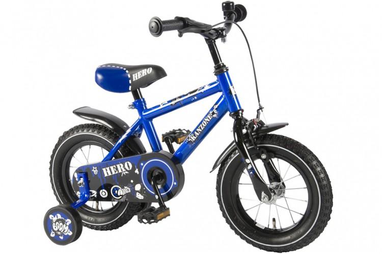 Kanzone Hero Blauw 12 inch