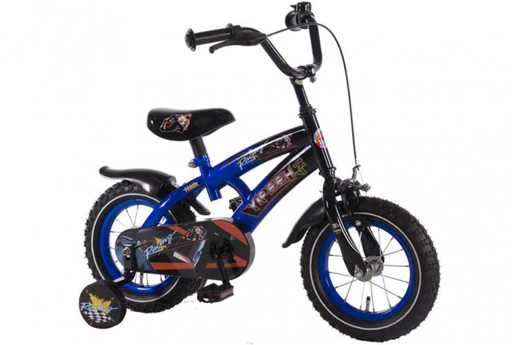 Yipeeh Racing Blauw-Zwart 12 inch