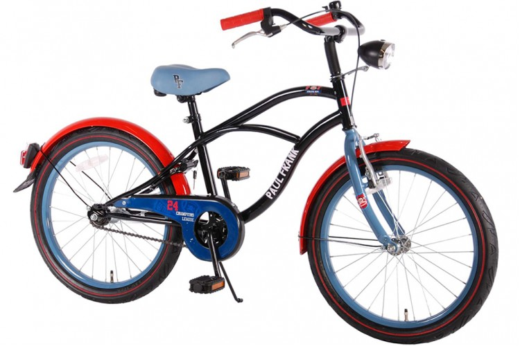 Paul Frank Black Cruiser 20 inch