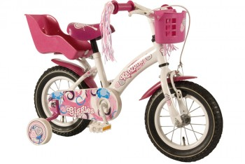 Kanzone Giggles Wit-Roze 12 inch