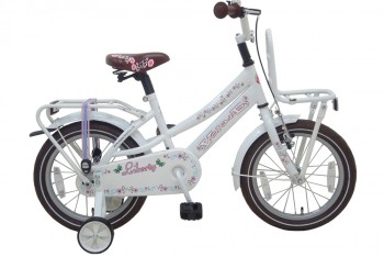 Volare Liberty Urban Wit 16 inch