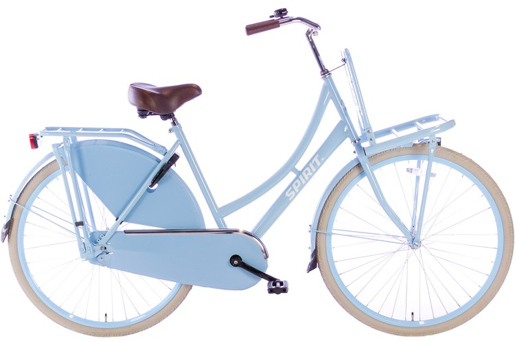 Spirit Transporter Blauw